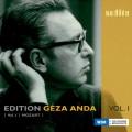 蓋札.安達特輯第一集 – 莫札特 Edition Géza Anda (I) – Mozart
