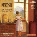 法朗克:小提琴與鋼琴奏鳴曲 E. Franck:The Sonatas for Violin and Piano