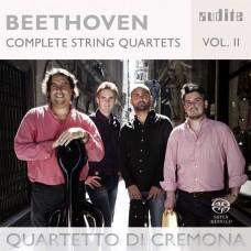 貝多芬:弦樂四重奏第二集 Beethoven:Complete String Quartets Vol. 2