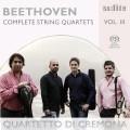 貝多芬:弦樂四重奏第三集 Beethoven:Complete String Quartets Vol. 3