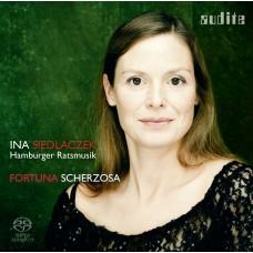 詼諧的命運~聲樂作品 Ina Siedlaczek: Fortuna scherzosa