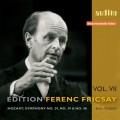 弗利柴系列7 - 莫札特:第29、39&40號交響曲 Ferenc Fricsay Edition Vol. 7 - Mozart:Symphonies Nos. 29, 39 & 40