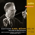 貝多芬:第四號鋼琴協奏曲、第四號交響曲 Beethoven:Piano Concerto No. 4 & Symphony No. 4 Edition Karl Böhm Vol. 7 (Böhm / Backhaus)