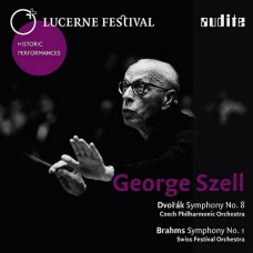 琉森音樂節歷史名演 Vol.3~喬治.塞爾 LUCERNE FESTIVAL Historic Performances, Vol. III~George Szell
