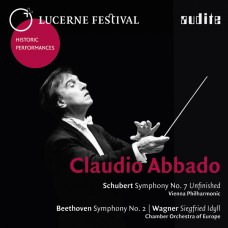 琉森音樂節歷史名演 Vol.5~阿巴多 LUCERNE FESTIVAL Historic Performances, Vol. V~Claudio Abbado(In memoriam Claudio Abbado)