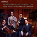 孟德爾頌:弦樂四重奏全集第二集~第二、三號弦樂四重奏 Mendelssohn:String Quartets Nos 2 & 3