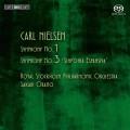 尼爾森:第一、三號交響曲 Nielsen:Symphonies Nos 1 & 3