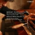 莫札特:第五、六號鋼琴協奏曲 (布勞提岡, 古鋼琴) Mozart:Piano Concertos Nos 5 & 6 etc (Ronald Brautigam, Fortepiano)