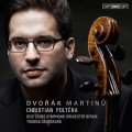 德佛札克、馬替努:大提琴協奏曲 Dvorak & Martinu:Cello Concertos (Christian Poltéra, cello / Deutsches Symphonie-Orchester Berlin / Thomas Dausgaard)