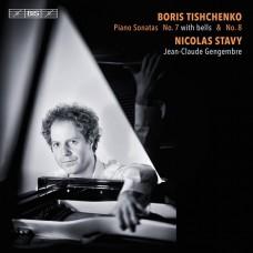 提先科:第七、八號鋼琴奏鳴曲 Tishchenko:Piano Sonatas Nos 7 and 8