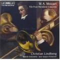 莫札特:四首法國號協奏曲 Mozart:The Four Hornbone Concertos (C.Lindberg, trb. / Tapiola Sinfonietta / Kantorow)