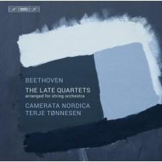 貝多芬:晚期弦樂四重奏(室內管弦樂團改編版) Beethoven:The Late String Quartets transcribed for Chamber Orchestra