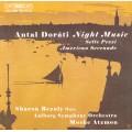 安塔爾.杜拉第:夜間音樂、七個片段、美國小夜曲 (貝札莉, 長笛) Antal Dorati:Night Music (Bezaly / ASO / Atzmon)
