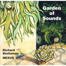 音樂花園 (理查.史托茲曼, 豎笛) Garden of Sounds Improvisations for clarinet and percussion