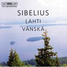 西貝流士作品精選 Sibelius - Lahti - Vänskä