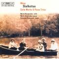 史卡科塔斯:大提琴作品、鋼琴三重奏作品 Skalkottas:Cello Works & Piano Trios