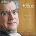 尼爾森:第二、五號交響曲 Nielsen:Symphonies Nos. 2 and 5 (BBC Scottish Symphony, Vanska)