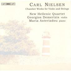 尼爾森:小提琴與鋼琴室內樂作品 Nielsen:Chamber Works for Violin & Piano