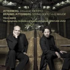 艾特柏格:大提琴協奏曲;布拉姆斯:G大調弦樂六重奏 Atterberg:Cello Concerto、Brahms:String Sextet in Gmajor