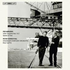 皮爾.納爾戈爾:小提琴協奏曲 (彼得.赫瑞斯塔, 小提琴 / 斯塔萬格交響樂團 / 羅夫.古普塔) Per Nørgård:Violin Concertos (Peter Herresthal, violin / Stavanger Symphony Orchestra / Rolf Gupta)
