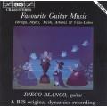 吉他名曲集 (迪亞哥.布蘭柯, 吉他) Favorite Guitar Music (Diego Blanco, guitar)