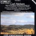 尼爾森:管弦作品全集 Vol.2 Nielsen:Complete Orchestral Music, Vol.2 (鄭明勳)