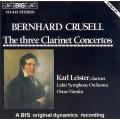 克魯賽爾:三首單簧管協奏曲 (卡爾.萊斯特, 豎笛) Crusell:The 3 Clarinet Concertos (Karl Leister, clarinet)