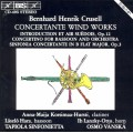 克魯塞爾:管樂作品集 Crusell:Concertante Wind Works