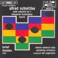 施尼特凱:第1號大提琴協奏曲、四首給大提琴與室內樂團的頌歌 Schnittke:Cello Concerto No. 1; Hymns etc.