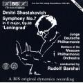 蕭士塔高維契:第七號交響曲「列寧格勒」 Shostakovich:Symphony No. 7 in C major, Op. 60 'Leningrad'
