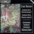 尼爾森:第四、六號交響曲 Nielsen:Symphonies 4 & 6 (N. Jarvi)