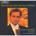 泰勒曼:直笛曲集 (丹.羅林, 直笛) Telemann on the Recorder (Dan Laurin, recorder)
