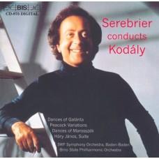 高大宜:管弦作品 Serebrier conducts Kodály