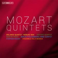 莫札特:五重奏作品集 Mozart:Quintets