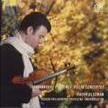 柴可夫斯基 & 葛拉祖諾夫:小提琴協奏曲 Tchaikovsky & Glazunov:Violin Concertos