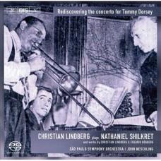 希克瑞特、霍伯格、林柏格:長號協奏曲集 Shilkret.Hogberg.Lindberg:Trombone Concertos