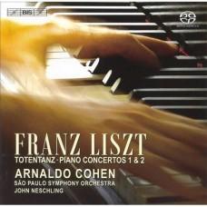 李斯特:鋼琴協奏曲 Liszt:Piano Concertos、Totentanz