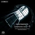 蕭士塔高維契:第1-3號交響曲 Shostakovich: Symphonies Nos. 1-3