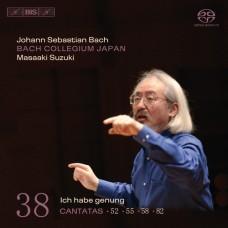 巴哈:清唱劇第38集 Bach:Cantatas Vol.38