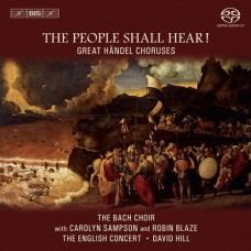 韓德爾:偉大合唱作品集 The People Shall Hear! (Great Handel Choruses)
