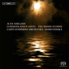 西貝流士:雷敏凱寧組曲、森林女妖 Sibelius:Lemminkäinen Suite & The Wood Nymph