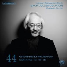 巴哈:清唱劇第44集 Bach:Cantatas Vol. 44