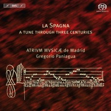 十五至十七世紀的西班牙旋律   La Spagna: A Tune Through Three Centuries