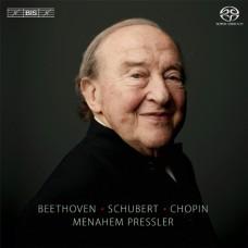 梅納翰.普雷斯勒的演奏藝術 Menahem Pressler plays Beethoven, Schubert & Chopin