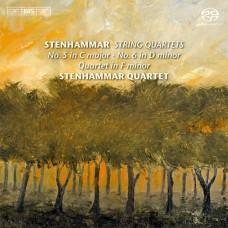 史坦哈瑪:弦樂四重奏第二集 - 第五、六號弦樂四重奏&F小調弦樂四重奏 Stenhammar:String Quartets, Vol. 2 -  Stenhammar: String Quartets No. 5、6, Quartet in f minor