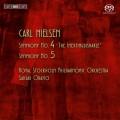尼爾森:第四、五號交響曲 Nielsen:Symphonies Nos 4 & 5