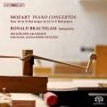 莫札特:第18、22號鋼琴協奏曲 Mozart:Piano Concertos Nos 18 & 22