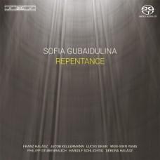 古拜杜麗娜:懺悔~獨奏與室內樂作品 Sofia Gubaidulina:Repentance