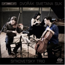 德佛札克、史麥塔納、蘇克:鋼琴三重奏 Sitkovetsky Piano Trio plays Dvorák, Smetana & Suk