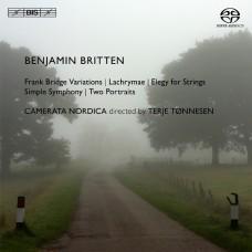 布列頓:弦樂團作品 Britten:Works for String Orchestra